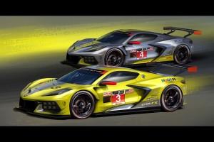 Technische Details der Corvette C8.R für die IMSA-Saison 2020