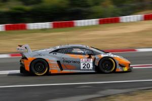 mcchip-dkr-Lamborghini zurück: Land-Motorsport half bei Reparatur