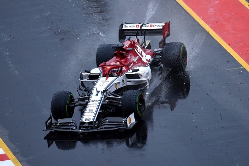 """Kimi Räikkönen: Formel 1 sieht im Regen """"echt lächerlich"""" aus"""