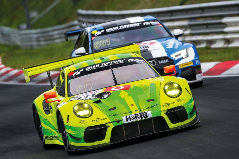 """Kein Start für """"Grello"""": Manthey-Porsche am Freitag beschädigt"""