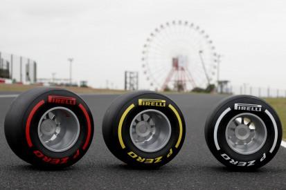 Wieder fünf Mischungen: Pirelli finalisiert Reifen für 2020