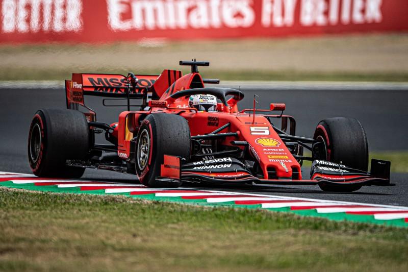 Formel 1 Suzuka 2019: Sebastian Vettel bricht den Bann!