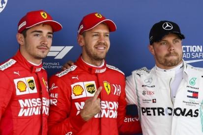 """Mercedes wieder geschlagen: Ferrari-Pole """"aus dem Nichts"""""""