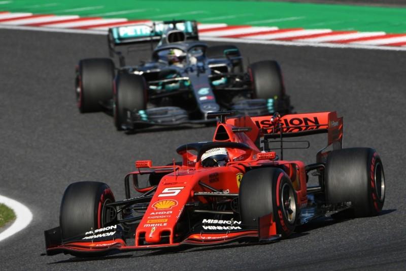 """""""Hätten gewinnen können"""": Verlor Ferrari den Japan-Sieg beim Start?"""
