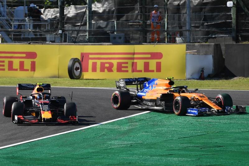 Guter Start nicht belohnt: Leclerc-Opfer Norris in Suzuka ohne Punkte
