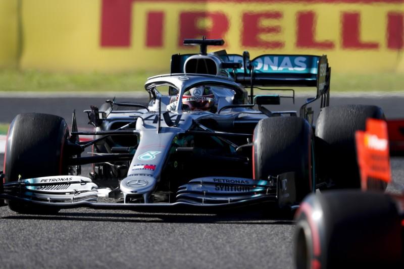 Mercedes: Warum Lewis Hamilton zweimal an die Box kam