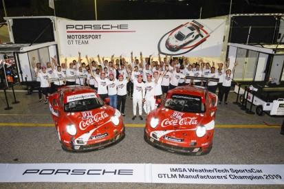 Petit Le Mans: Porsche gewinnt beim IMSA-Finale 2019 alle GTLM-Titel