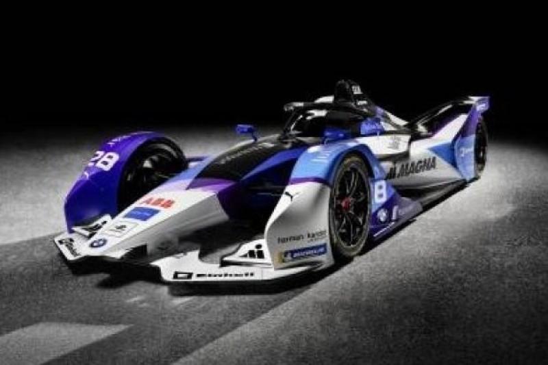 Formel E 2019/20: BMW präsentiert iFE.20 mit neuem Farbkleid