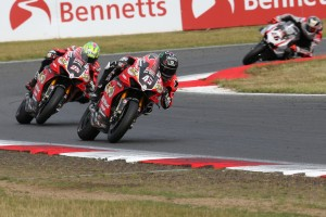 Scott Redding geht als Favorit ins BSB-Finale in Brands Hatch