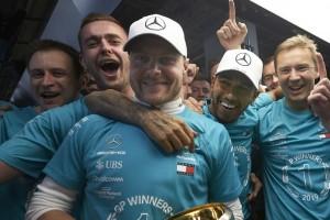 "Ex-Ferrari-Mann Ross Brawn: ""Mercedes verdient WM-Rekord"""