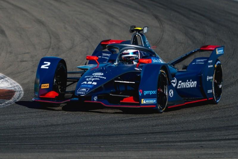 Formel-E-Testfahrten Valencia: Probleme bei Mercedes und Porsche