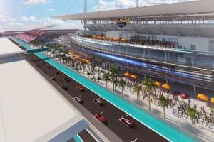 Miami: Vorvertrag für Formel-1-Rennen im Jahr 2021
