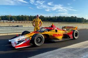 IndyCar-Aeroscreen: Belüftung noch unzureichend