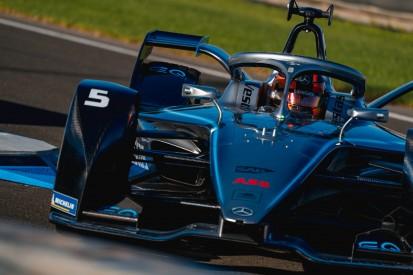Formel-E-Testfahrten Valencia: Mercedes-Pilot Vandoorne gewinnt Proberennen