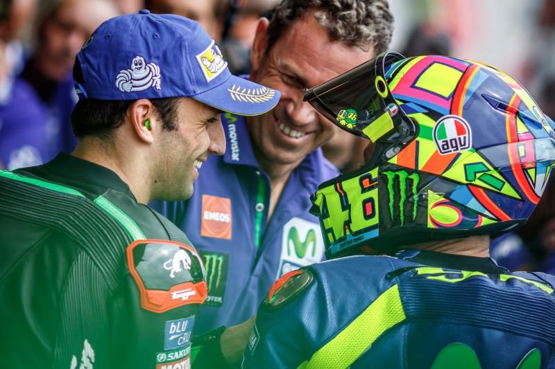 Valentino Rossi bedauert: Yamaha hat Johann Zarco an Honda verloren