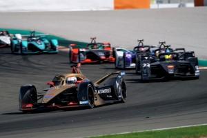 Testfahrten Valencia: Formel E beschließt zweites Testrennen