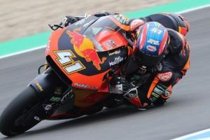 Moto2 in Japan 2019: Binder mit KTM im FT1 knapp Schnellster