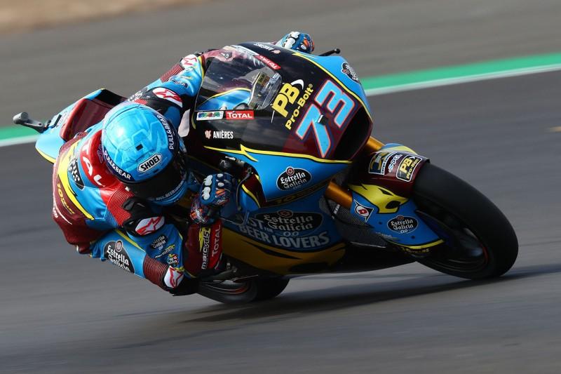 Moto2 in Japan 2019: Marquez sticht KTM mit Freitagsbestzeit aus