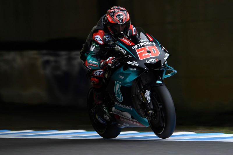 MotoGP in Japan 2019: Quartararo mit Bestzeit vor Vinales und Marquez
