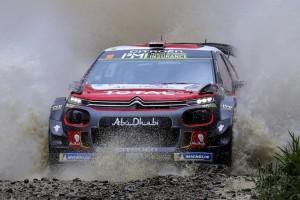 Citroen plant mit drittem Auto für die Rallye Australien