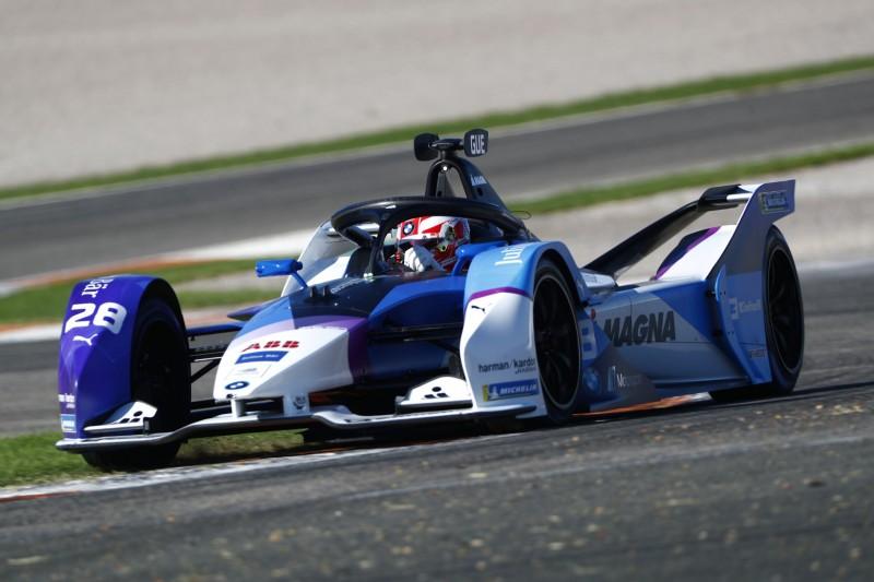 Formel-E-Test Valencia: Maximilian Günther mit neuem Streckenrekord