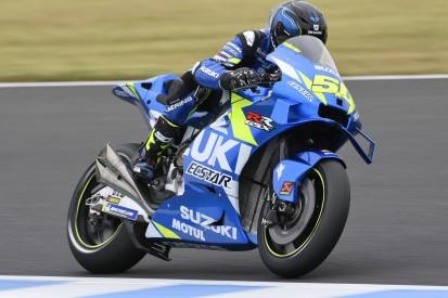 Test mit Motor für 2020: Warum Suzuki gegen Reglement verstoßen hat