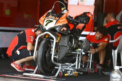 Ducati Panigale V4R 2020: Nur Chaz Davies bekommt schon die neuen Teile