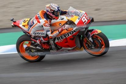 MotoGP in Japan 2019: Marquez dominiert sonniges Warm-up