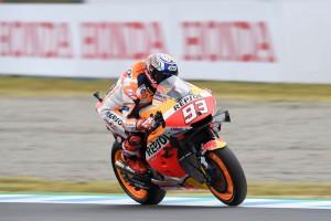 MotoGP in Japan 2019: Marquez siegt souverän - Rossi gestürzt