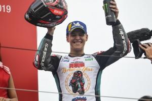 "Quartararo in Motegi erster Marquez-Verfolger und ""Rookie des Jahres"""