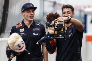 Max Verstappen: Darum war Daniel Ricciardo der ideale Teamkollege