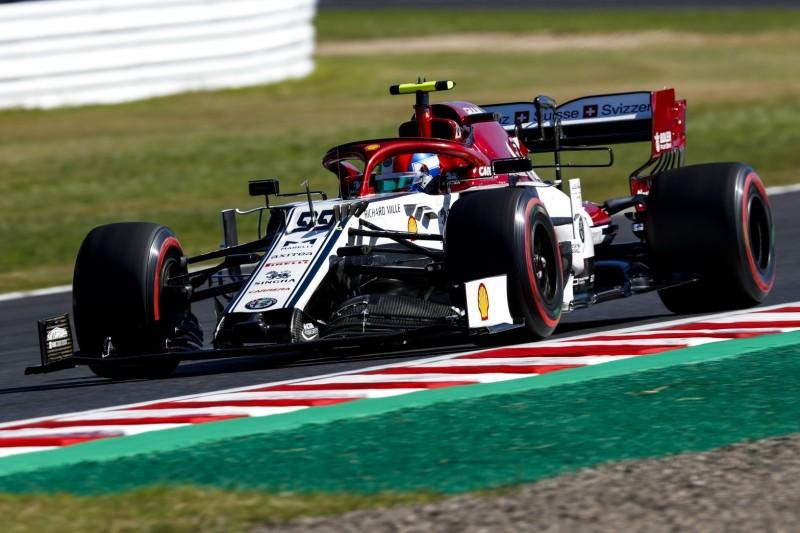 Gut genug für die Formel 1? Giovinazzi baut auf Aufwärtstrend