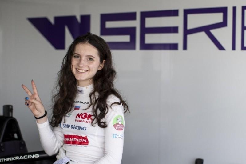W-Series gibt 18 Fahrerinnen für die Saison 2020 bekannt