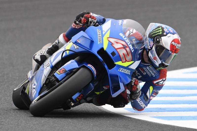 Suzuki in Motegi: Kupplungsproblem kostete Alex Rins bessere Platzierung