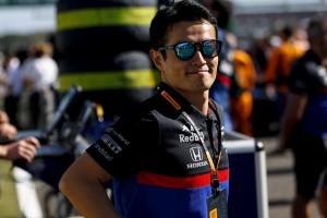 Christian Horner: Naoki Yamamoto keine Option für Red-Bull-Familie