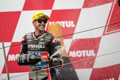 Nach Motegi zurück im Titelkampf: 50. Moto2-Podium für Tom Lüthi