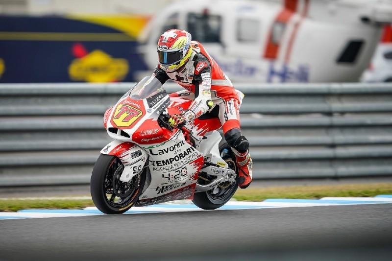 Moto2-Schweizer: Aegerter punktet in Motegi, auch Raffin sieht Fortschritte