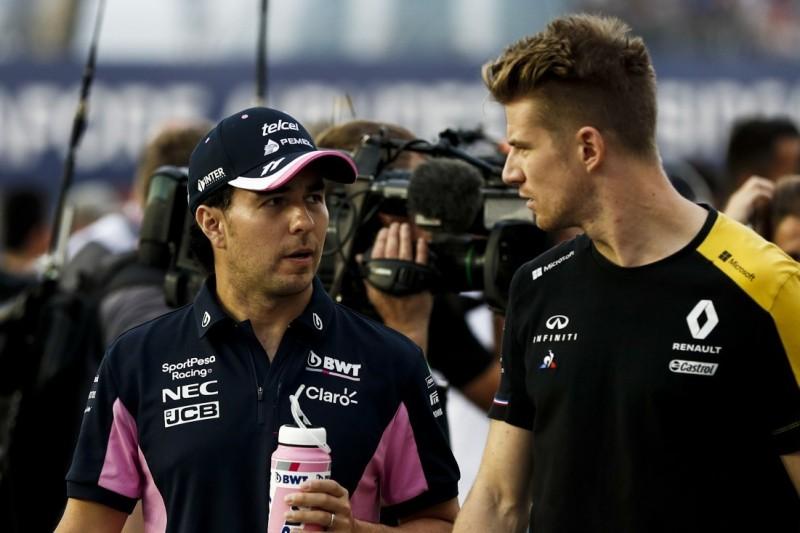 Segio Perez: Hülkenberg-Schicksal zeigt Probleme in der Formel 1 auf