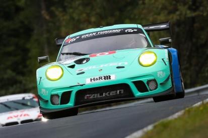 Überraschende Kehrtwende: Falken-Porsche startet bei VLN9