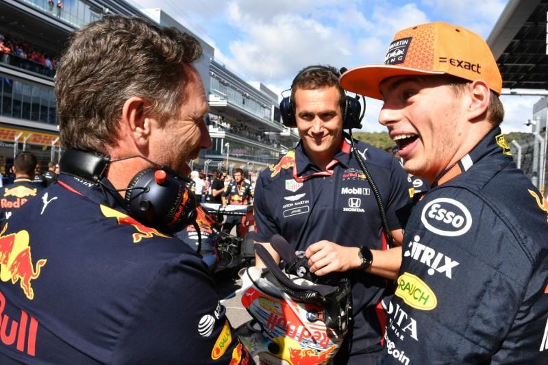 """Horner zuversichtlich: Red Bull baut """"Momentum"""" für 2020 auf"""