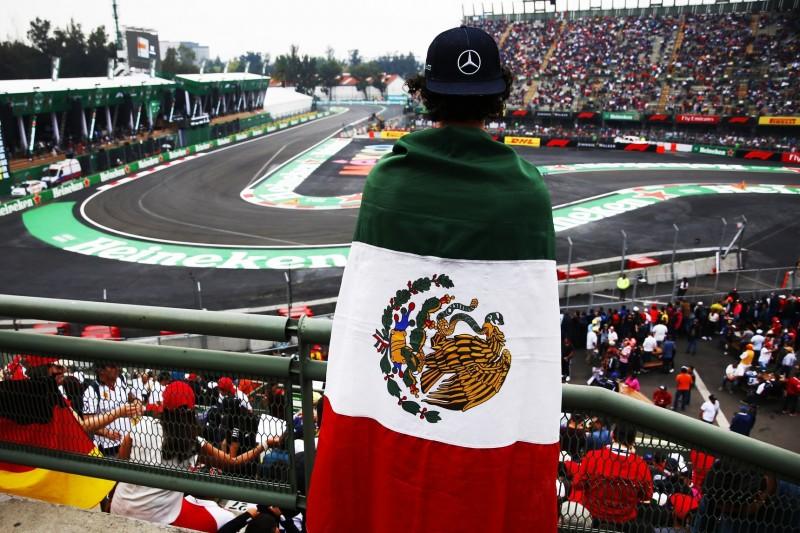 Formel-1-Wetter Mexiko: Regen an allen drei Tagen möglich