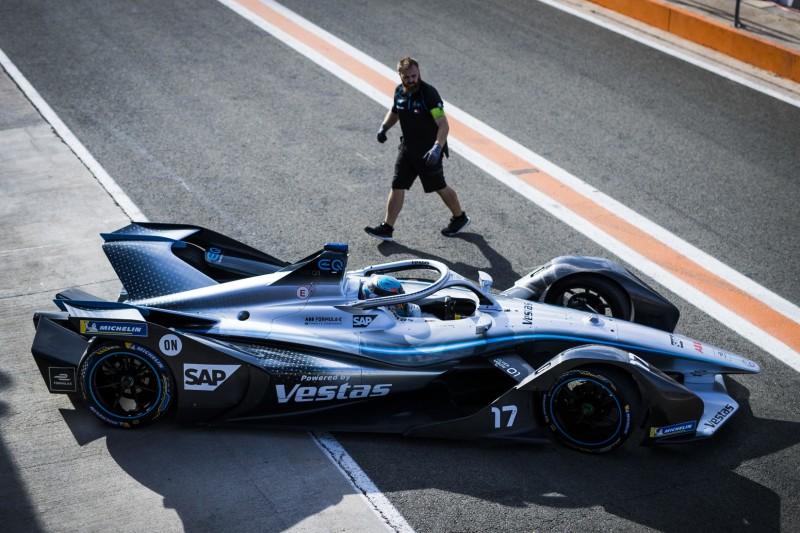 Mercedes nach Formel-E-Test: Software spielt elementare Rolle
