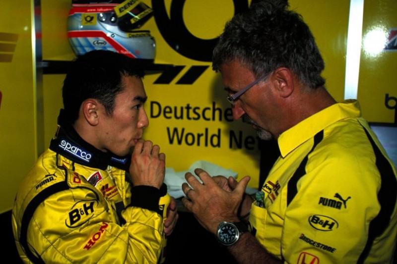 Für Macao-Sieg: Wie Sato seine Formel-1-Karriere aufs Spiel setzte
