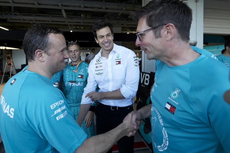 Nach Titelrekord: Wolff verrät Mercedes' Erfolgsgeheimnis