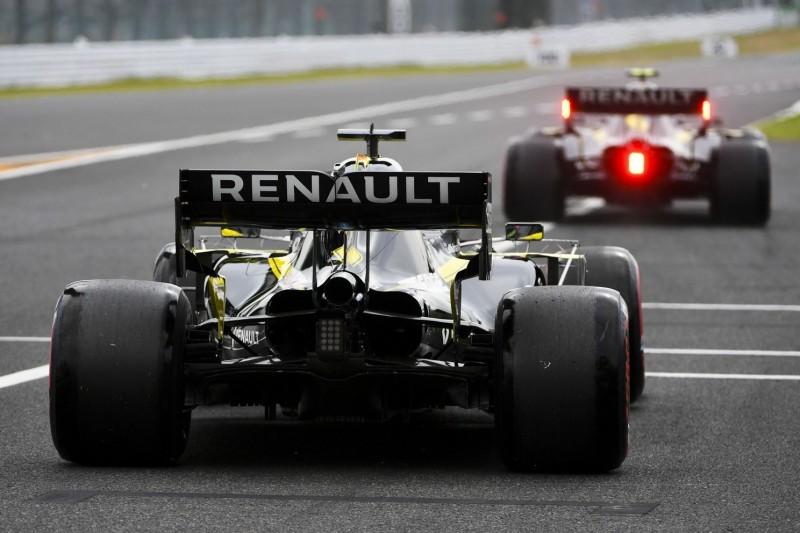 Großer Preis von Japan: Renault nachträglich disqualifiziert!