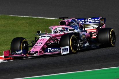 Racing Point: Perez enttäuscht über fehlende Entwicklung 2019