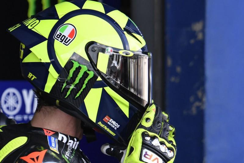 """Valentino Rossi vor seinem 400. Grand Prix: """"Nicht damit gerechnet"""""""