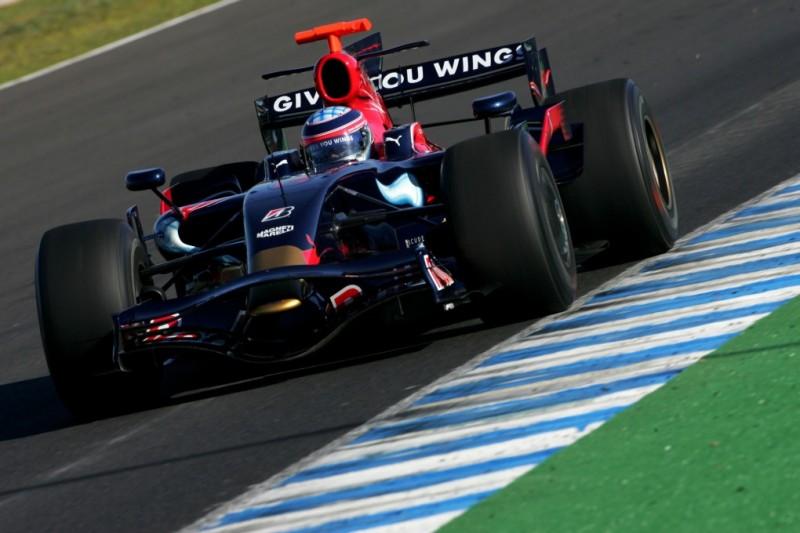 """Takuma Sato und der Toro-Rosso-Test 2008: """"Es war sehr ernst!"""""""