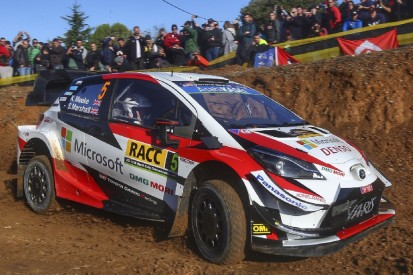 WRC Rallye Spanien 2019: Kris Meeke Schnellster im Shakedown