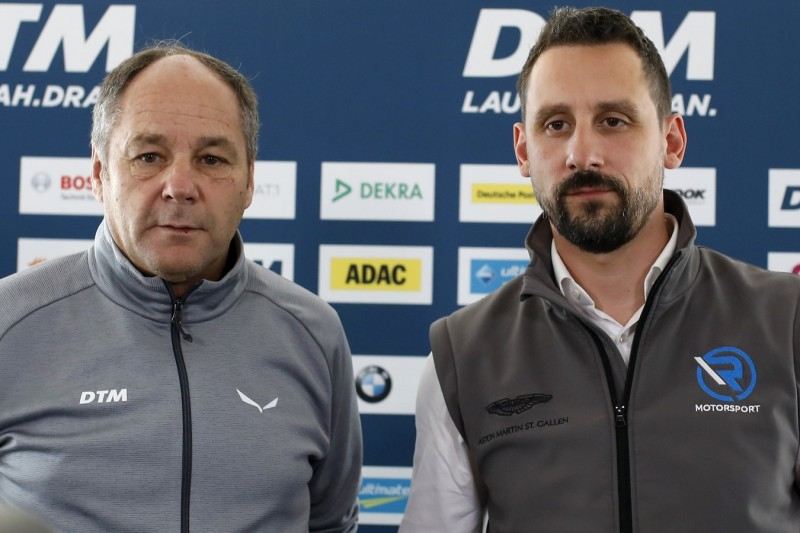Aston-Martin-Trennung: So reagiert DTM-Boss Gerhard Berger